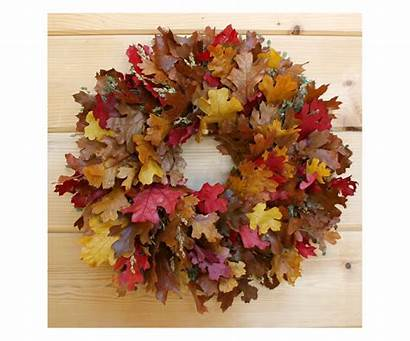 Wreath Wreaths Leaves Fall Floral Autumn Door