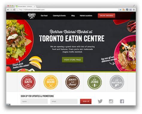 market website website social media strategy isl