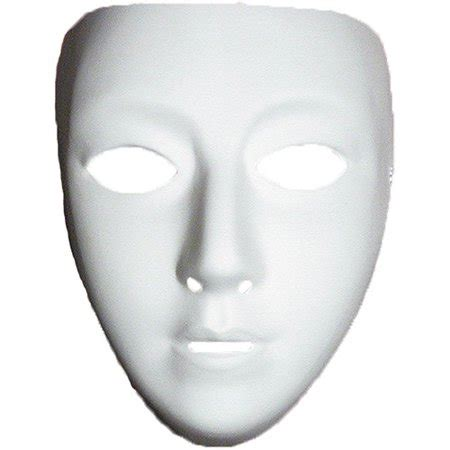 blank female mask halloween accessory walmartcom