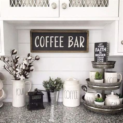 Building corner bar for small spaces coffee bar home coffee bar. 20+ Chic Coffee Bar Ideas that Will Makes You Proud