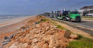 Hurricane Season Threatens Unrepaired Fl Beaches