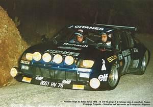 Renault La Valette Du Var : alpine renault a310 v6 grupo 5 guy fr quelin rallye du var 1976 ukloma slot cars blog ~ Gottalentnigeria.com Avis de Voitures