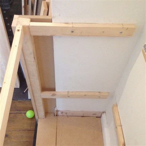 Building Cupboards by Building A Alcove Cupboard Part 1 мебель