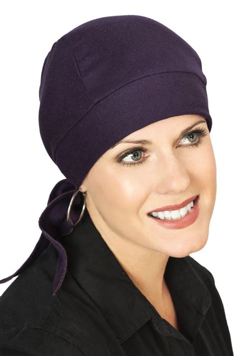 hair loss front of head 100 cotton knit headwrap durag doo rag for women
