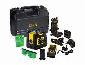 Niveau Laser Rotatif Stanley : stanley lasers et d tecteurs niveaux laser rotatifs ~ Premium-room.com Idées de Décoration