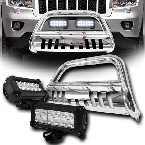 Jeep Grand Light Bar by 2011 2015 Jeep Grand Front Bull Bar Guard 36w