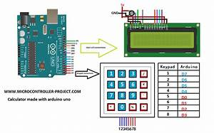 Calculator With Arduino
