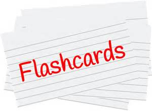 study technique flashcards tips for student success