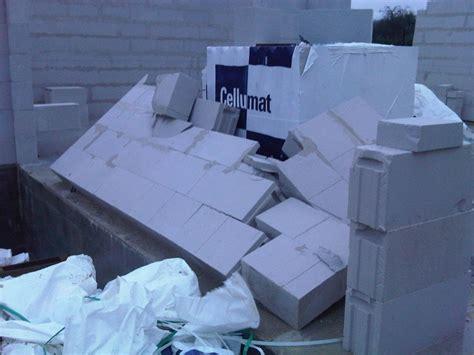 beton cellulaire en exterieur isolation exterieur beton cellulaire devis isolation thermique ext 233 rieur ite