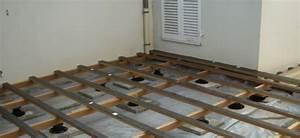 Cheville Mur Creux : fixation lambourde de terrasse bois sur un mur ~ Premium-room.com Idées de Décoration