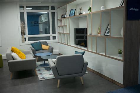 accenture siege manhattan associates inaugure ses nouveaux bureaux