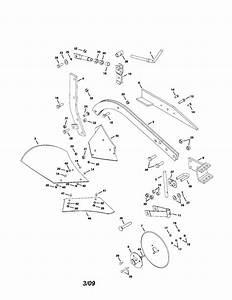 Craftsman 10 U0026quot  Moldboard Plow Parts