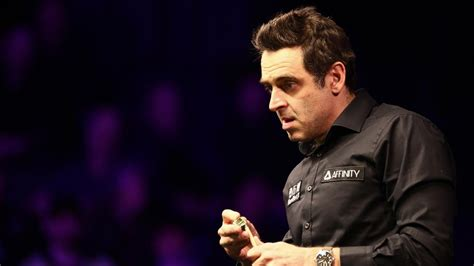English Open snooker: Ronnie O'Sullivan reveals what he ...