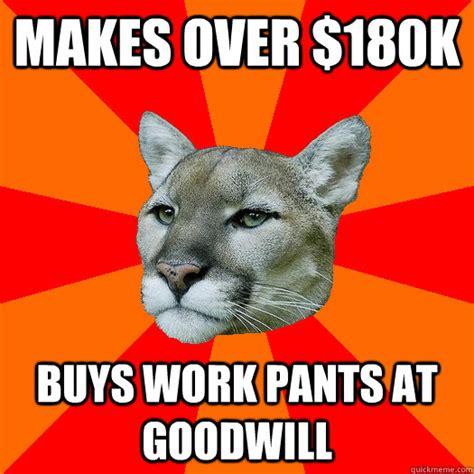 Puma Pants Meme - poor puma memes quickmeme