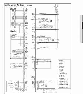 Wiring Diagram For True Refrigerator