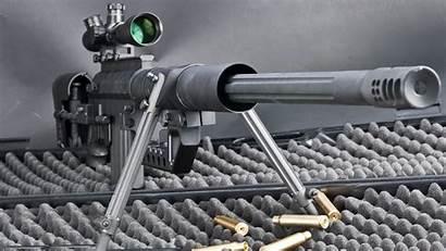 Gun Screensavers Wallpapers Sniper Background Rifle Weapons