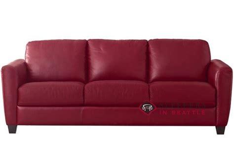 customize  personalize liro  queen leather sofa