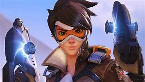 We39re Getting A Blonde Tracer For Overwatch Anniversary