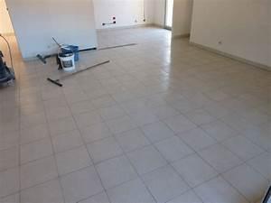 beton cire sur un carrelage au sol a lorient artisan en With béton ciré au sol sur carrelage