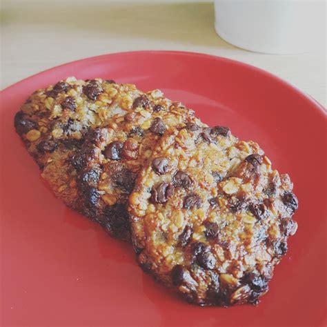 cuisiner flocon d avoine cookies au flocon d 39 avoine le plaisir de cuisiner healthy