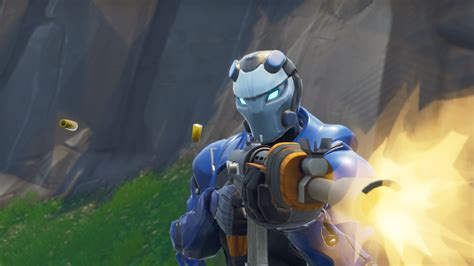Maxed Out Carbide Fortnite Skin Images