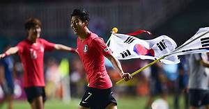 Watch: Son Heung-min's joy at winning Asian Games to avoid ...