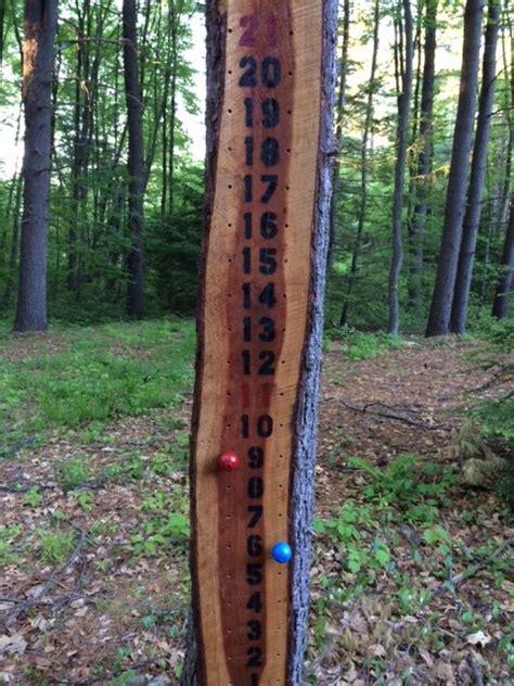 horse shoe pit  wingstress  lumberjockscom