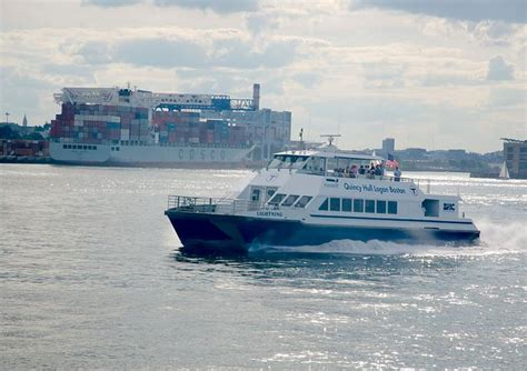 Ferry Boat From Quincy To Boston by Mbta Quincy Ferry Service Canceled For Six Months