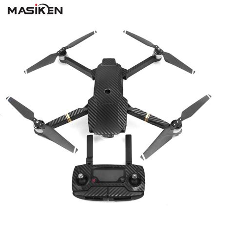 masiken waterproof  scotchcal stickers decal skin protector  dji mavic pro bodybattery