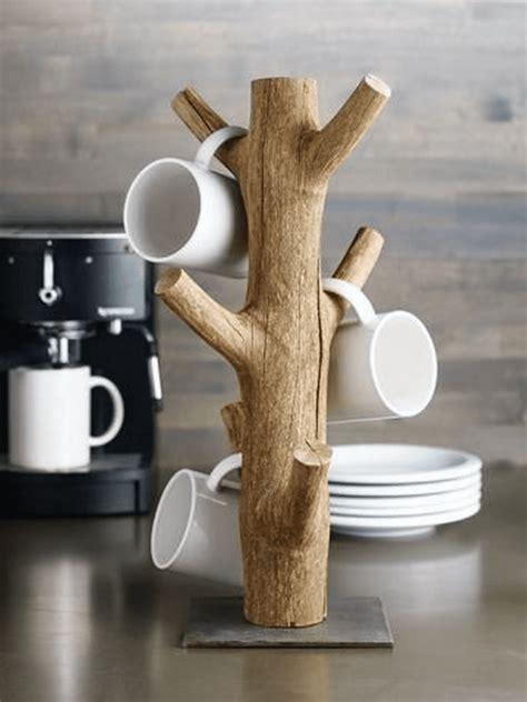 I hope you liked my diy coffee mug rack tutorial! DIY Coffee Mug Tree - Your Projects@OBN