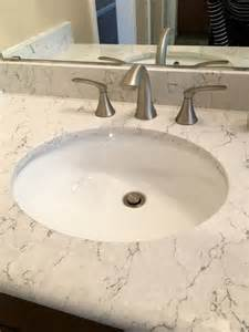 home depot sinks and countertops our master bath vanity upgrade countertops silestone