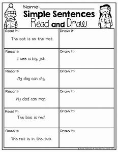 Winter Math And Literacy Packet  Kindergarten    With Images
