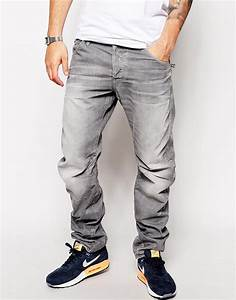 2015 Light Grey Color Jeans Pants Design Formal Style ...
