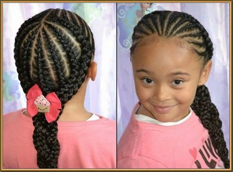 Quick Braid Hairstyles For Kids Quick Braiding Hairstyles