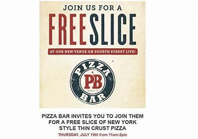Pizza Slice Invited Uploaded Thin Bar