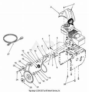 Mtd 31ae610e000  2000  Parts Diagram For Engine And V