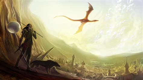 flying dragon wallpaper  wallpapersafari