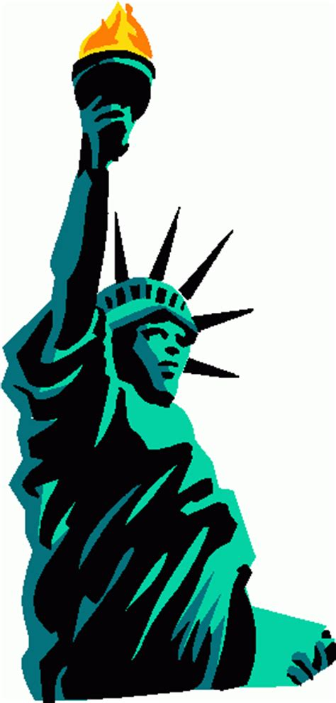 Statue Of Liberty Clipart Statue Of Liberty Clip Clipart Best