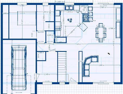 plan architecture maison marocaine maison moderne