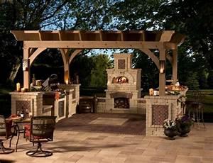 Holz Aufhellen Hausmittel : die besten 25 grillkamin selber bauen ideen auf pinterest ~ Lizthompson.info Haus und Dekorationen