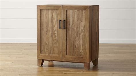 Crate And Barrel Bar Cabinet by Marin Bar Cabinet Crate And Barrel