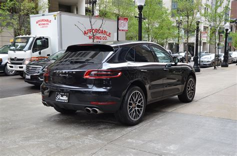 2017 Macan S by 2017 Porsche Macan S Stock M605a For Sale Near Chicago