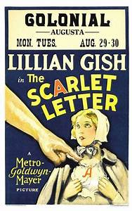la mujer marcada 1926 filmaffinity With the scarlet letter 1926 dvd