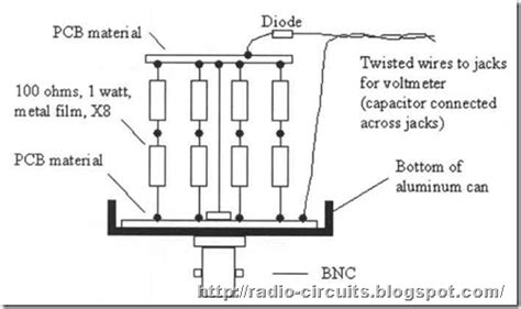 Radio Circuits Blog Dummy Load