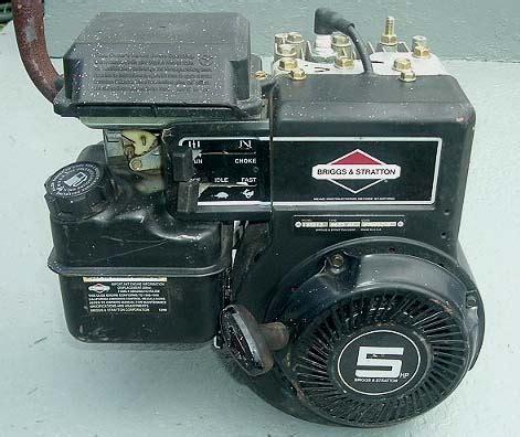 Briggs and Stratton 5 HP Engine Go Kart