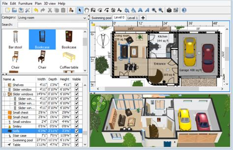 home interior design software free free interior design software easy home