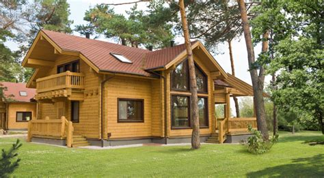 modele de chalet en bois mod 232 les et plans de maison bois kontio aquitaine midi pyr 233 n 233 es