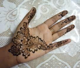 Pakistan Cricket Player: Easy Arabic Henna Designs