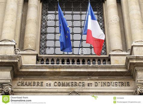 chambre internationale de commerce la chambre de commerce de image libre de droits