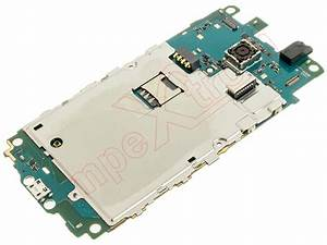 Placa Base Libre Con Componentes Para Samsung Galaxy J1